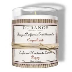 Bougie parfumée coquelicot...