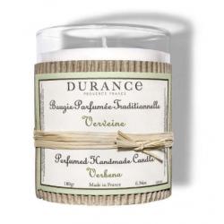 Bougie parfumée Verveine 180gr