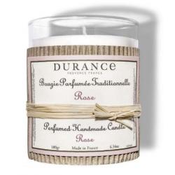 Bougie parfumée Rose 180gr