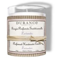 Bougie parfumée Lavande 180gr