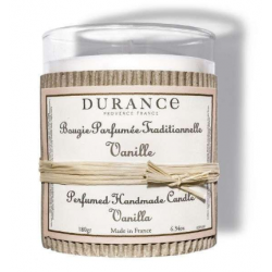 Bougie parfumée Vanille 180gr