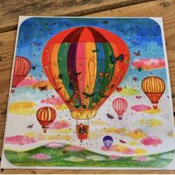 La montgolfiere