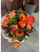 Bouquet bulle d'O